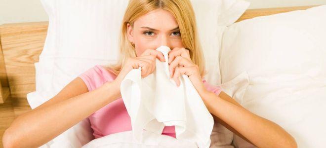 Народные эффективные средства от насморка