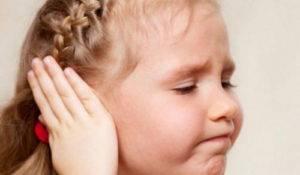 лечение серной пробки у детей