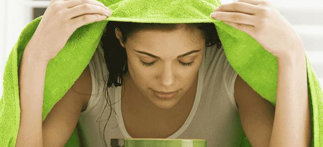 Прогревание носа при насморке: действие, разновидности процедуры, правила ее организации