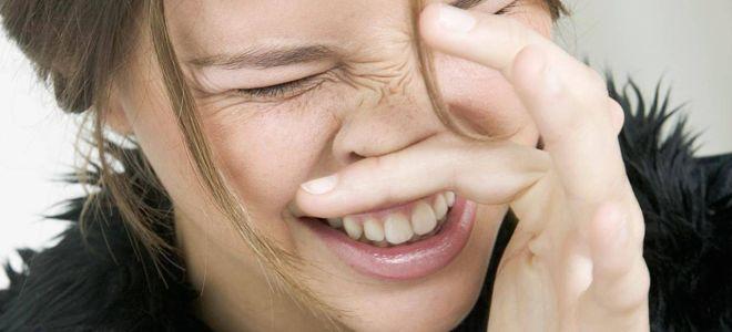 Чешется нос: причины и возможные диагнозы