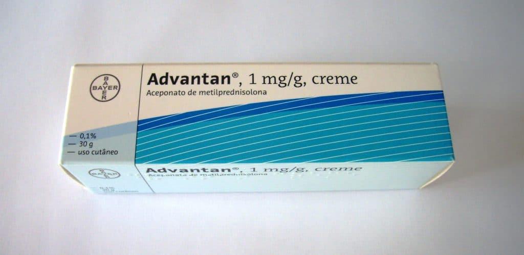 Крем Эдвантан от псориаза