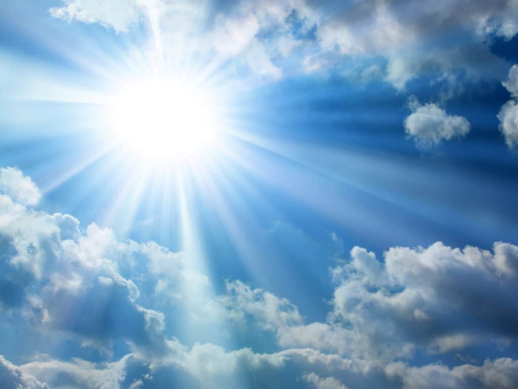 Пребывание на солнце при использовании Карталина
