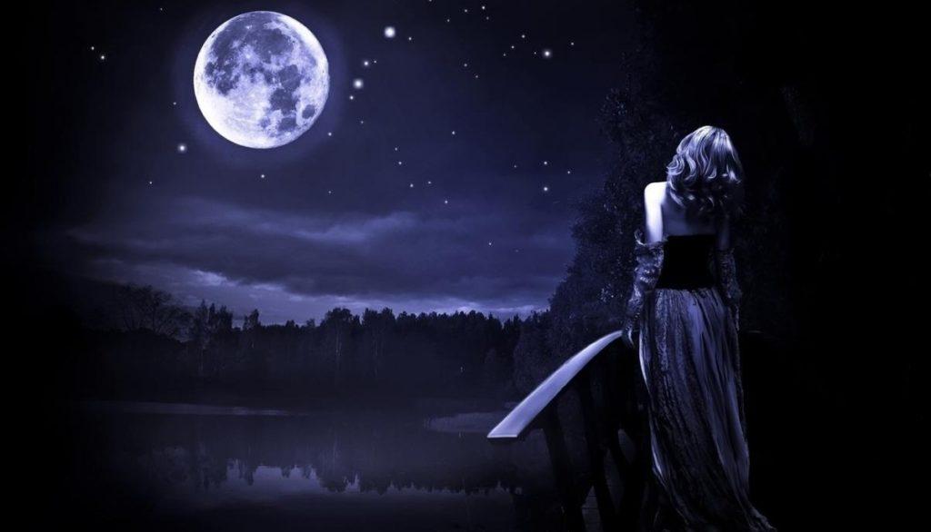На какую луну нужно проводить заговор от морщин