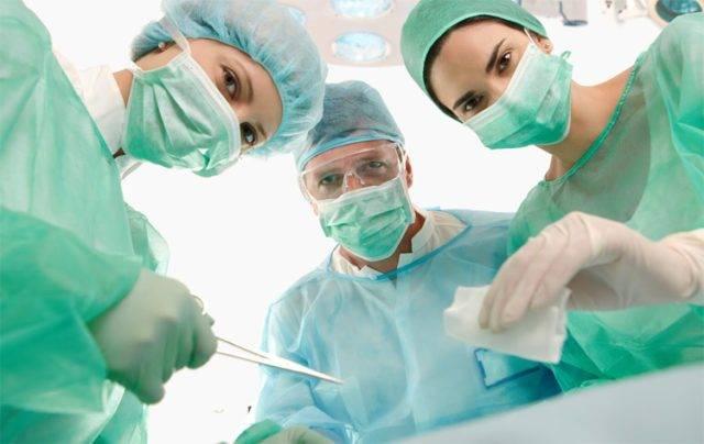 операция по удалению миндалин