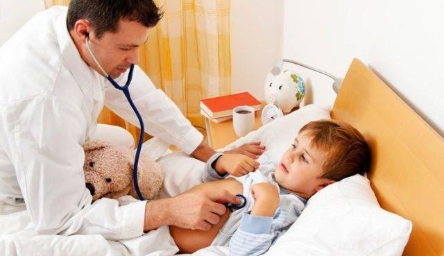 Симптомы и их эффективное лечение при ротавирусной инфекции у детей