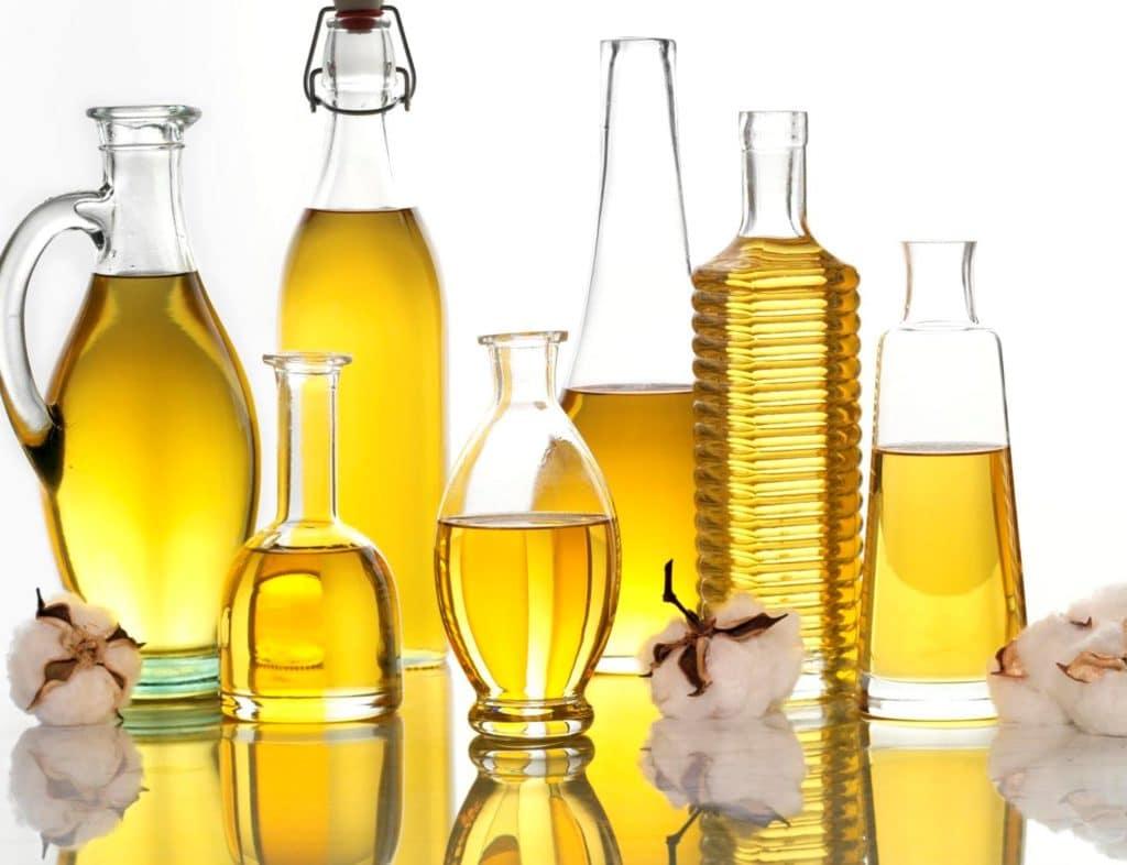 Растительные масла в Анти Псори Нано