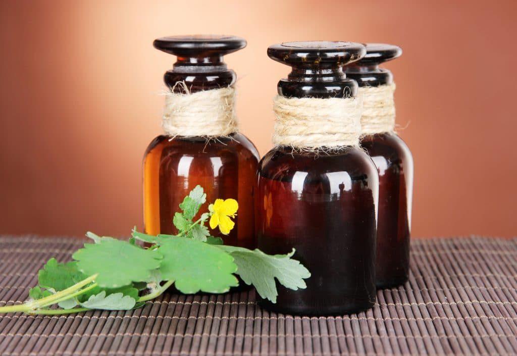 Масло чистотела для лечения грибка