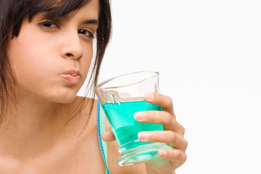 Лечение грибка во рту