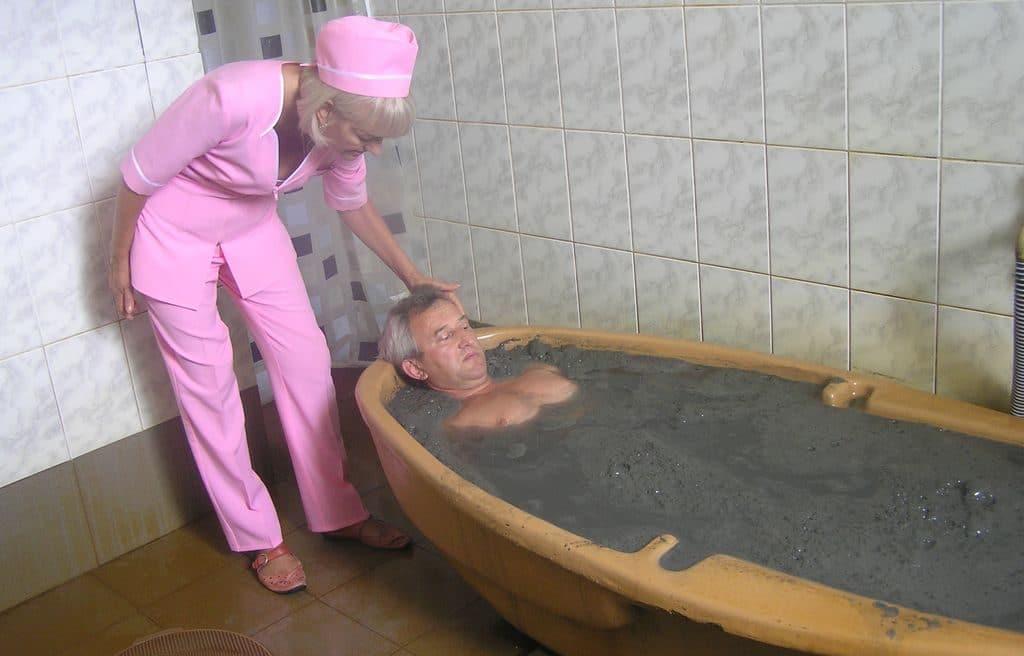 Грязевые ванны при псориазе