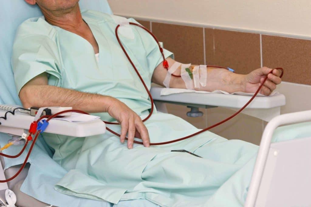 лечение псориаза плазмаферезом