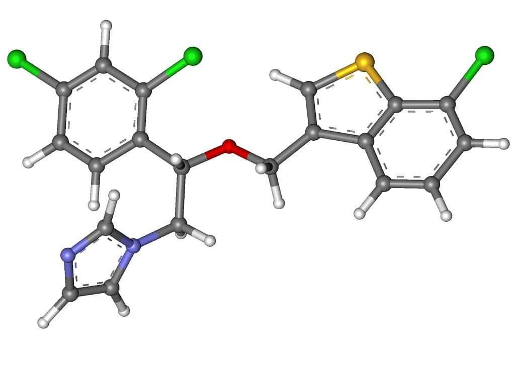 Активное вещество сертоконазол