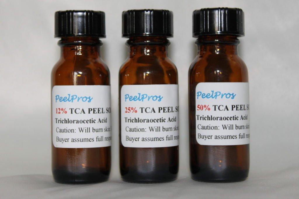 Трихлоруксусная кислота от генитальных бородавок