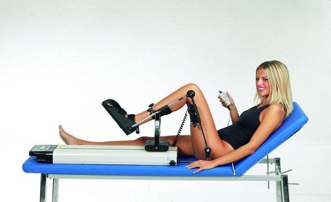 Восстановление колена