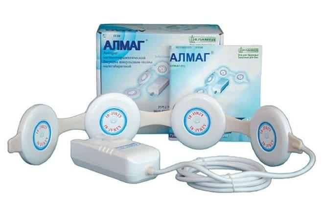 Алмаг 01 для лечения артроза