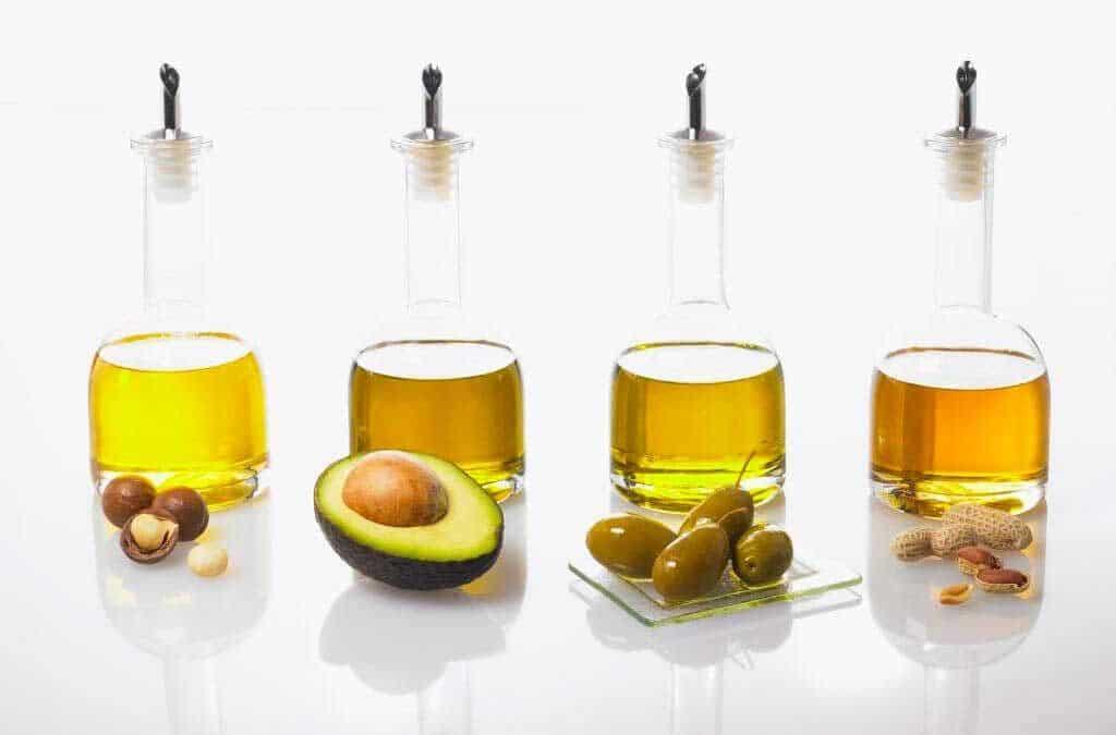 Базовые масла при псориазе