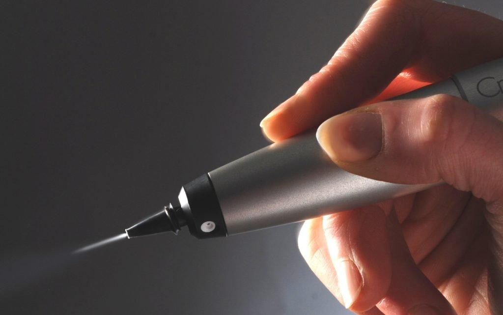Лазерное удаление бородавок
