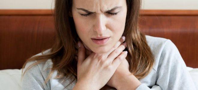 О чем говорит постоянная боль в горле