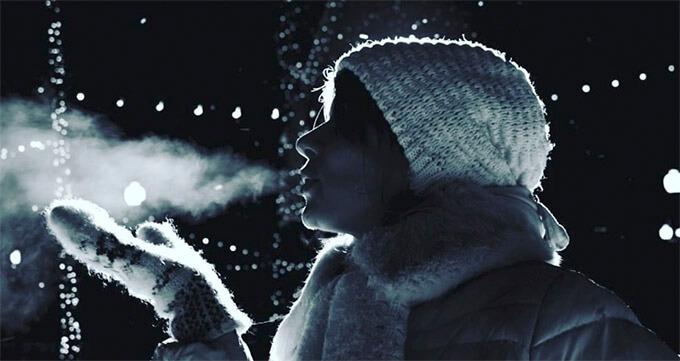 дыхательные упражнения на улице