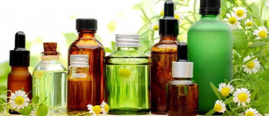 Эфирные масла против грибка