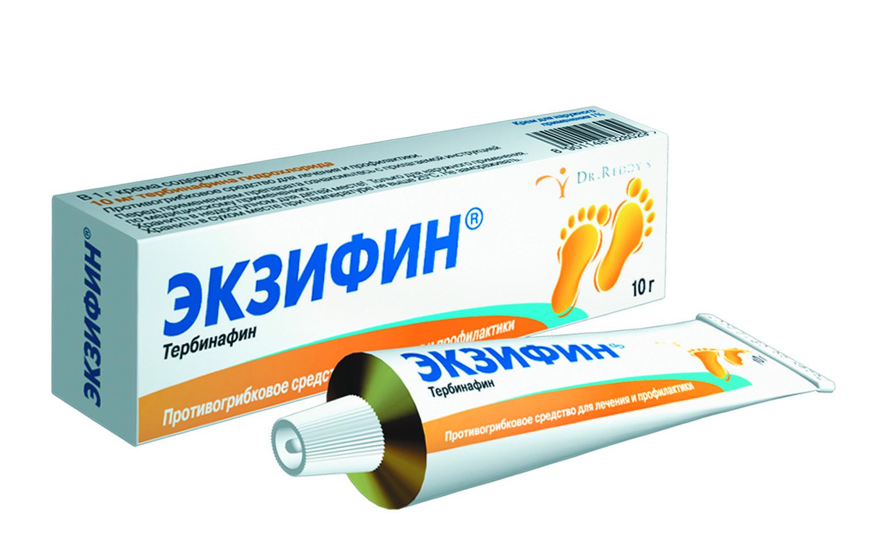 Состав и формы выпуска препарата Экзифин
