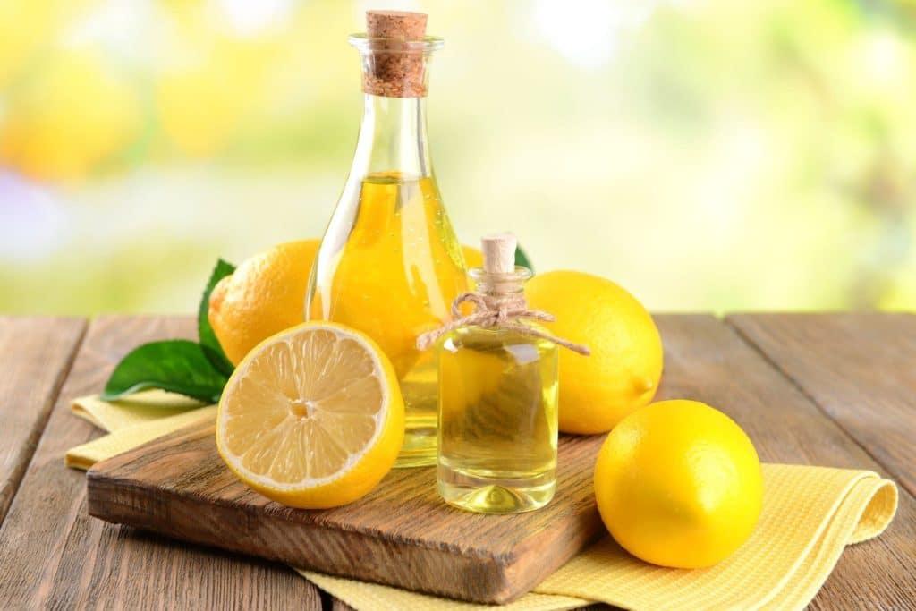 Масло лимона от грибка ногтей