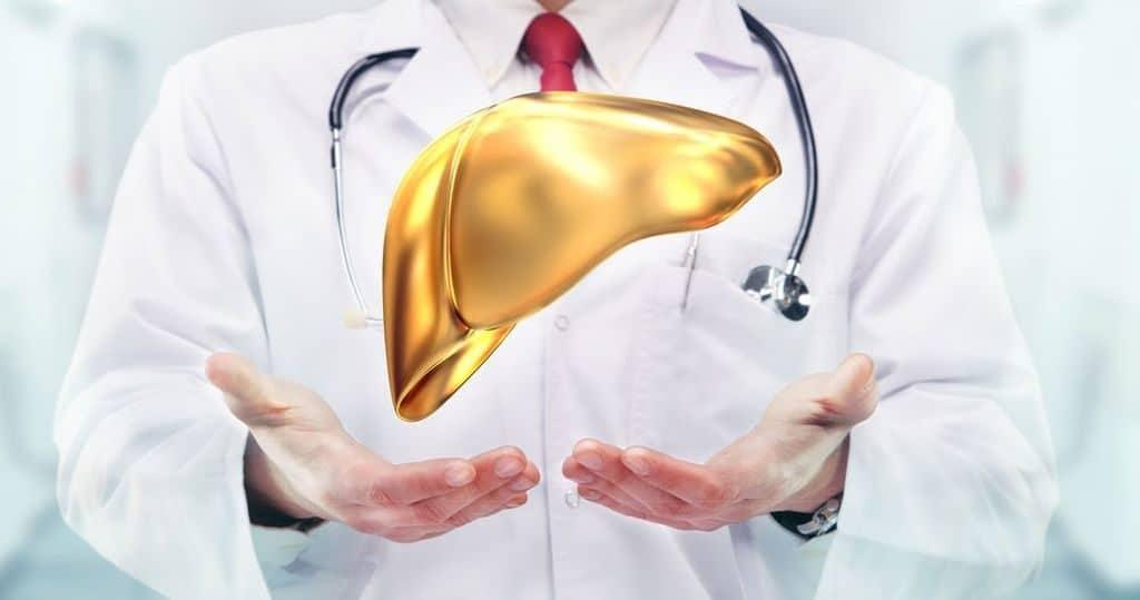 Лечение печени при псориазе