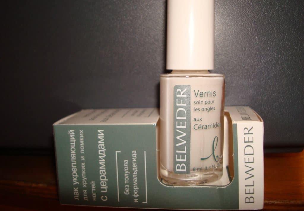 Лак для ногтей Бельведер с церамидами