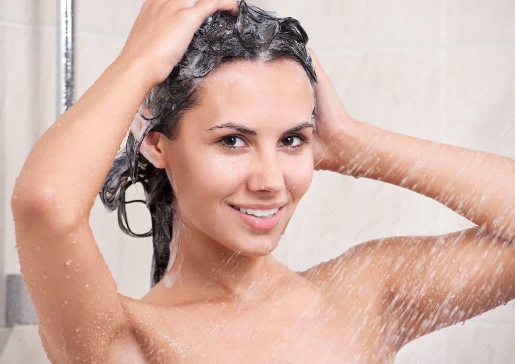 Применение противогрибкового шампуня