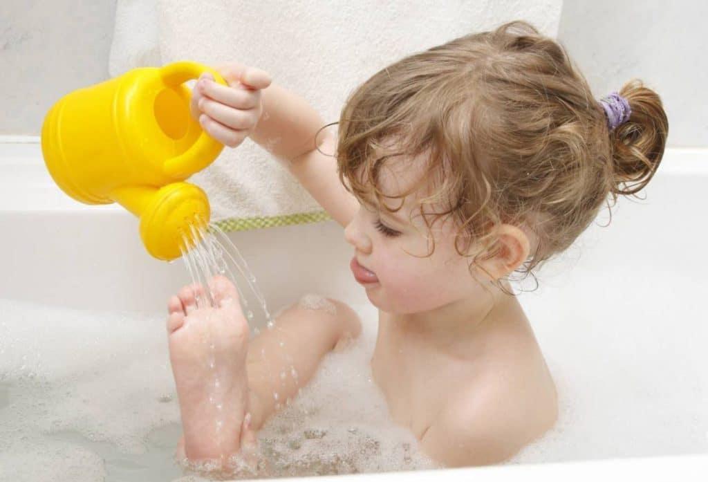 Ванны при псориазе у детей