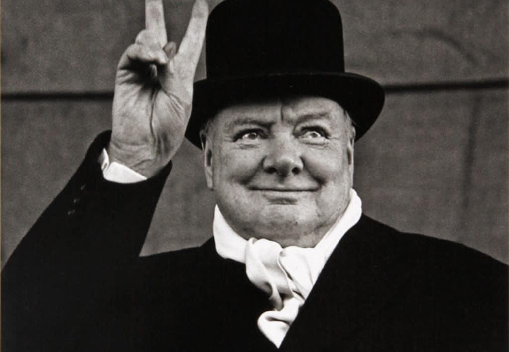 Псориаз у Черчилля