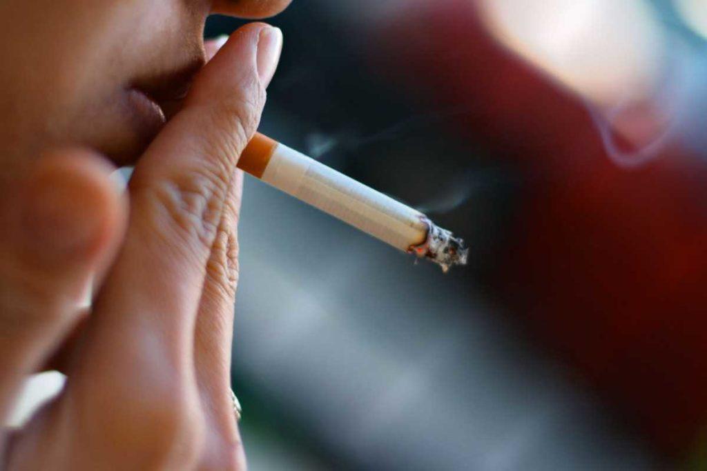 Курение при псориазе
