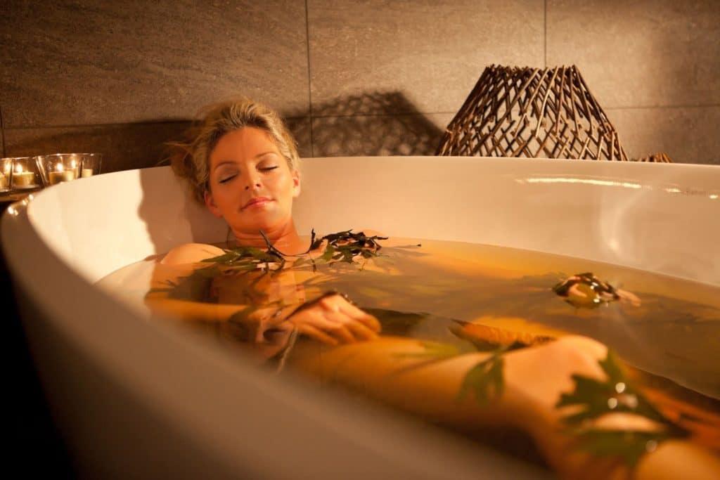 Лечебные ванны при парапсориазе
