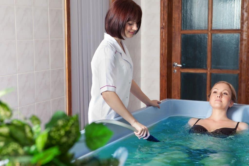 Лечебные ванны при псориазе